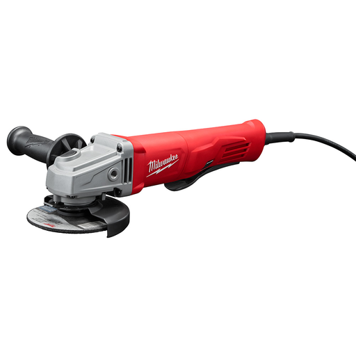 Mayer-4-1/2 in. Small Angle Grinder w/ Paddle, Lock-On-1