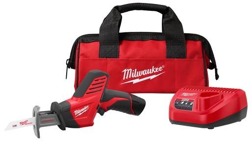 Mayer-M12™ HACKZALL® Reciprocating Saw One Battery Kit-1