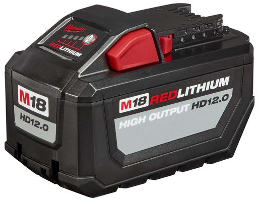 Mayer-M18™ REDLITHIUM™ HIGH OUTPUT™ HD 12.0Ah Battery Pack-1