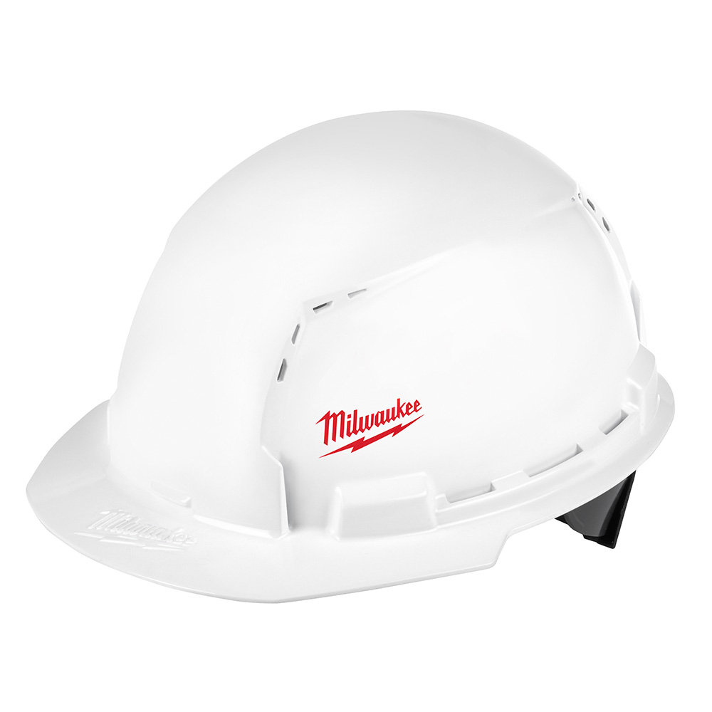 Mayer-Front Brim Vented Hard Hat with BOLT™ Accessories – Type 1 Class C (Small Logo)-1