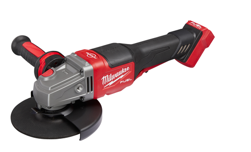 Mayer-M18™ FUEL™ 4-1/2 in.-6 in. No Lock Braking Grinder with Paddle Switch-1