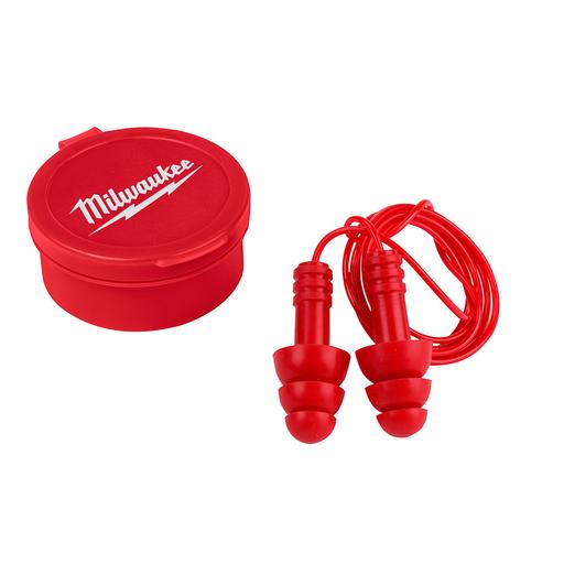 Mayer-3PK Reusable Corded Earplugs-1
