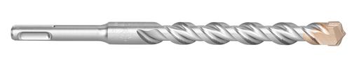 Mayer-M/2™ 2-Cutter SDS-Plus Rotary Hammer-Drill Bit 1/2 in. x 4 in. x 6 in.-1