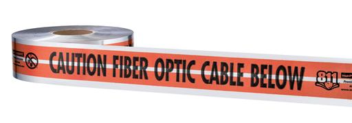 Mayer-MAGNATEC® Premium Detectable Tape-Fiber Optic Cable-1