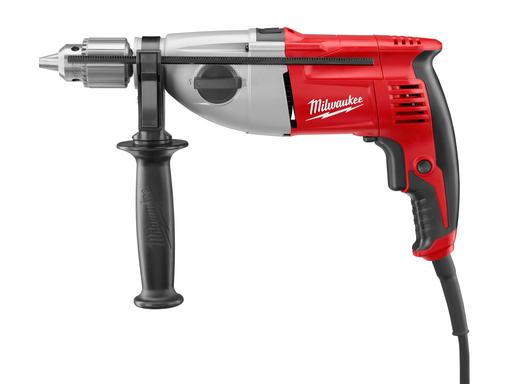 Mayer-1/2 in. Pistol Grip Dual Torque Hammer Drill w/ Case-1
