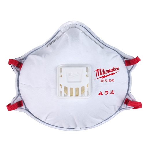 Mayer-N95 Valved Respirator with Gasket-1