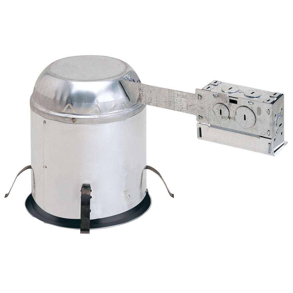 Nora Lighting NHRIC-17QAT 6 Inch IC Air Tight Line Voltage Remodel Housing