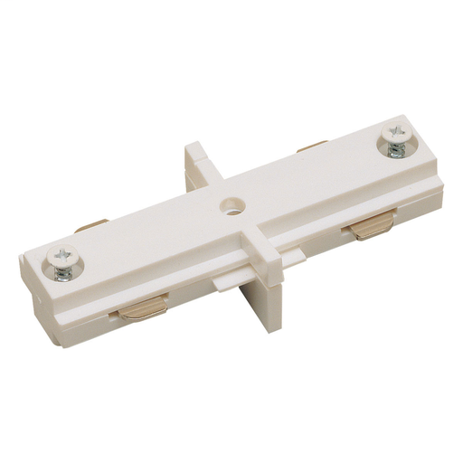 Mayer-Straight Connector for 1 Circuit Track, White-1