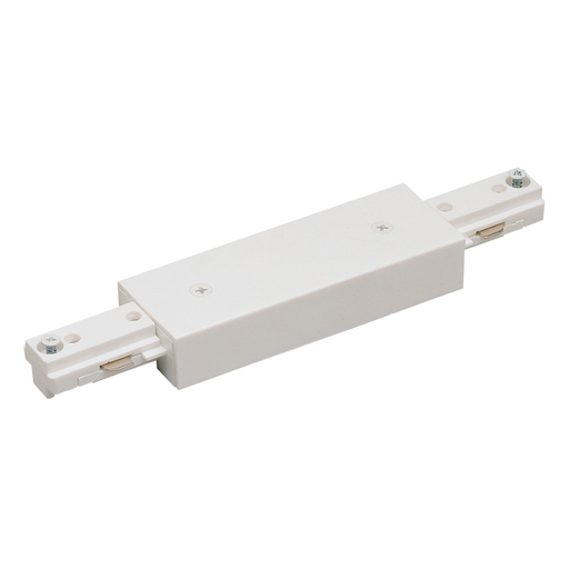 Mayer-I Connector, 1 Circuit Track, White-1
