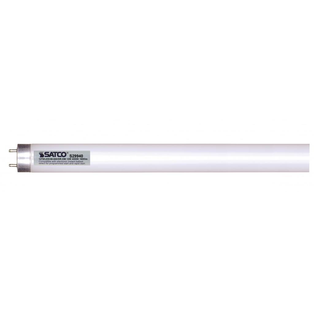 SATCO S29940 12T8/LED/48-840/DR-DM