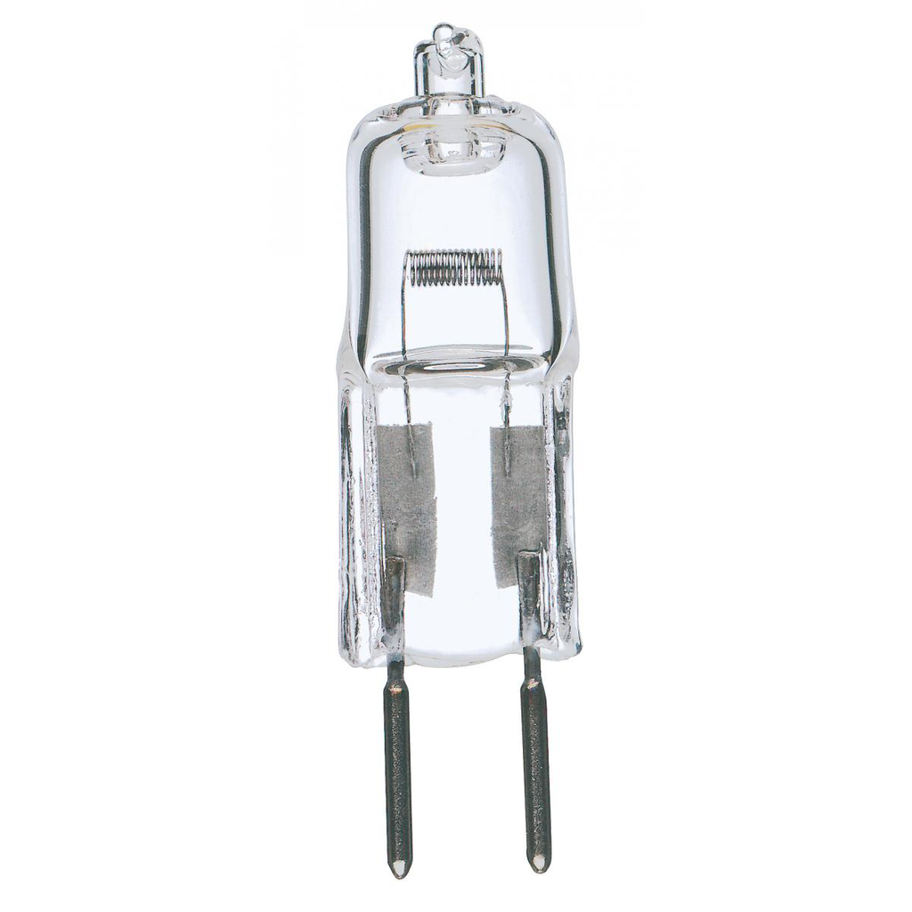 SATCO S3160 35 W 12 Volt 2900 K 600 Lumen Clear Bi-Pin GY6.35 Base T4 Halogen Lamp