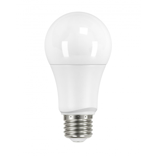 Pack of 1 Satco Products Satco S9214 A19 LED Frosted 4000K Medium Base Light Bulb 7.6W