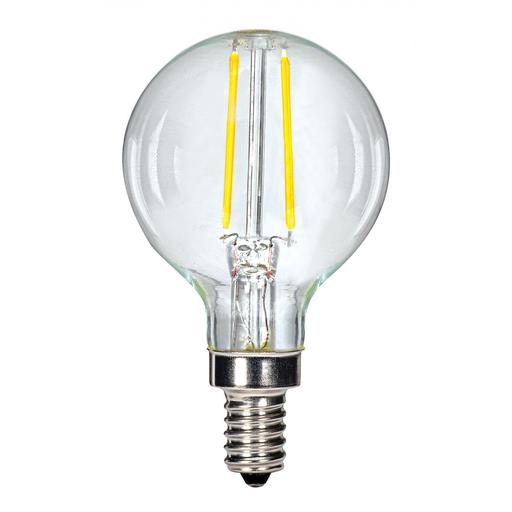 G E LIGHTING 23179 3.5W LED BM Bulb 2 Pack