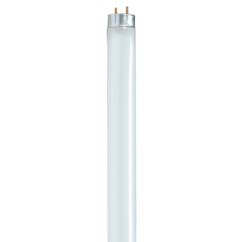 SATCO S8419 32 W 85 CRI 3500 K 2950 Lumen G13 Medium Bi-Pin Base T8 Fluorescent Lamp