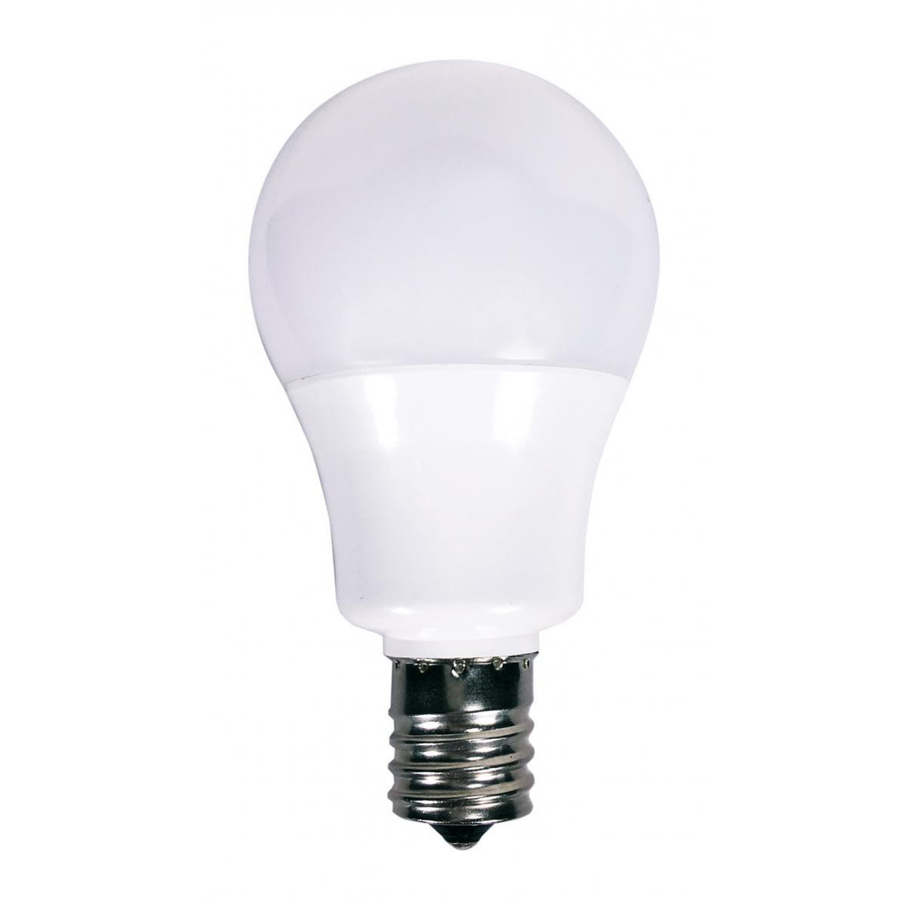 SATCO S9067 5.5A15/LED/4000K/E17/12
