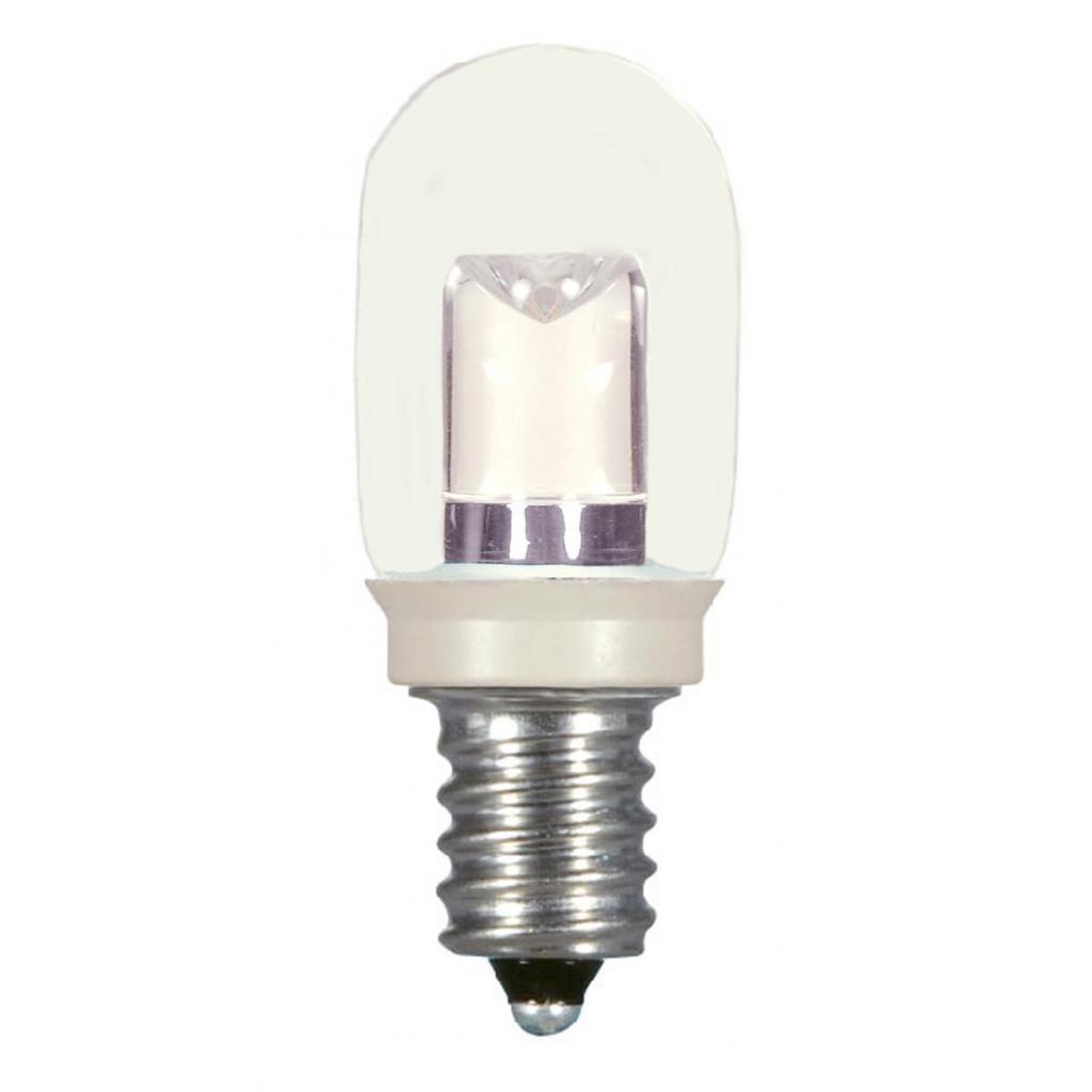 SATCO S9177 0.8W T6/CL/LED/120V/CD