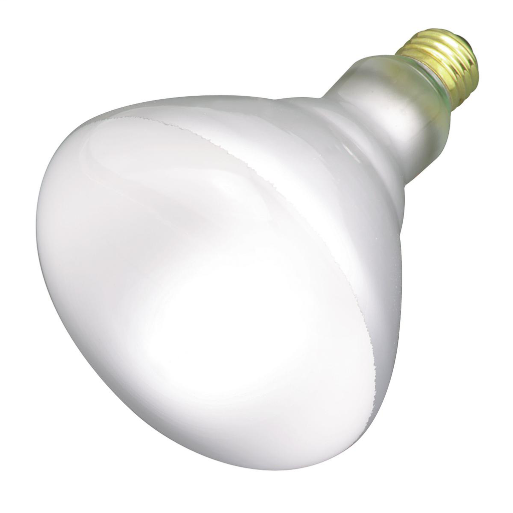 SATCO S4453 65 W 130 Volt 540 Lumen Frosted E26 Medium Base BR40 Reflector Incandescent Lamp