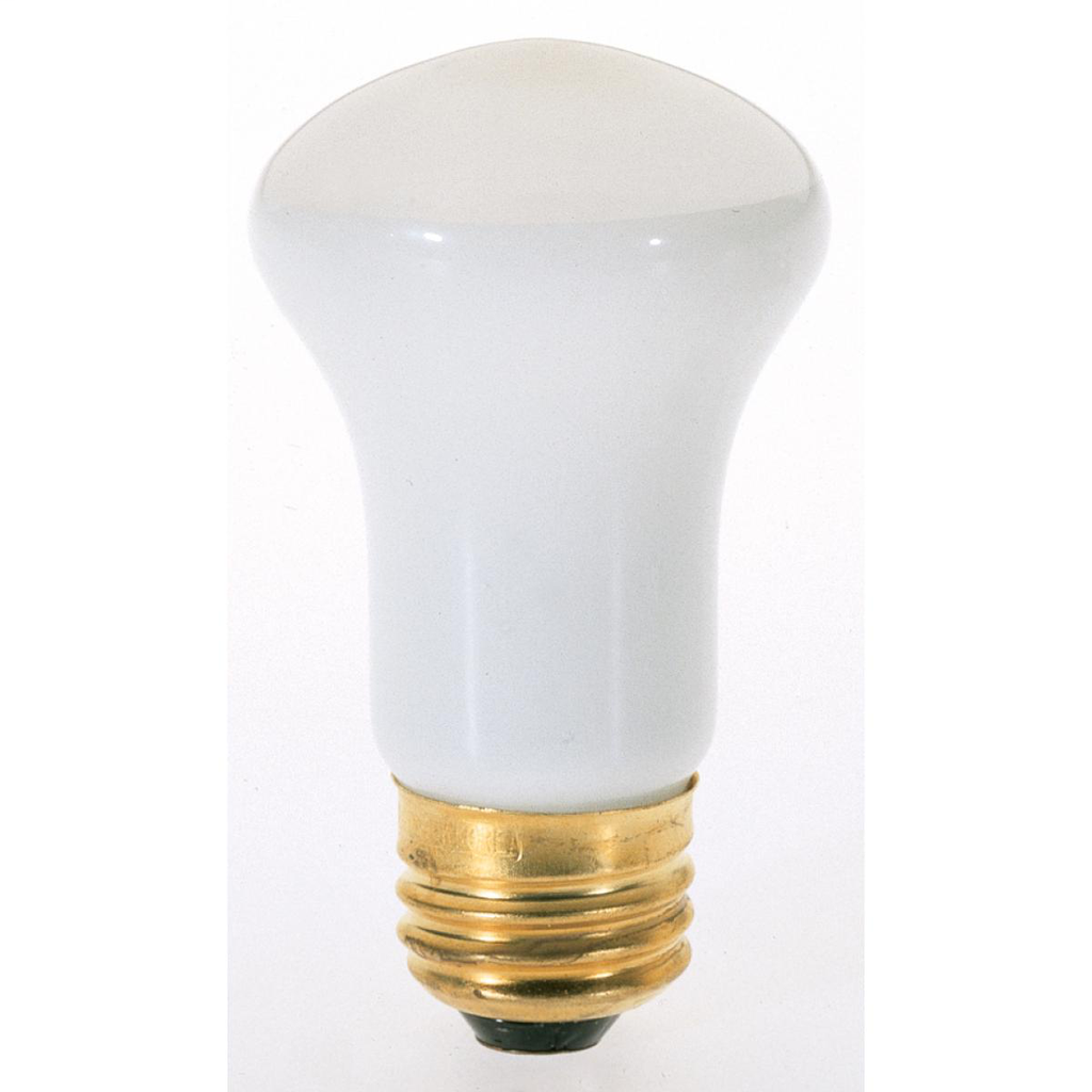 SATCO S3214 40 W 120 Volt 280 Lumen Frosted E26 Medium Base R16 Reflector Incandescent Lamp