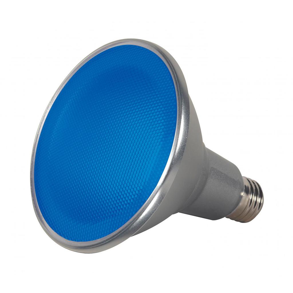 SATCO S9482 15PAR38/LED/40'/BLUE/12