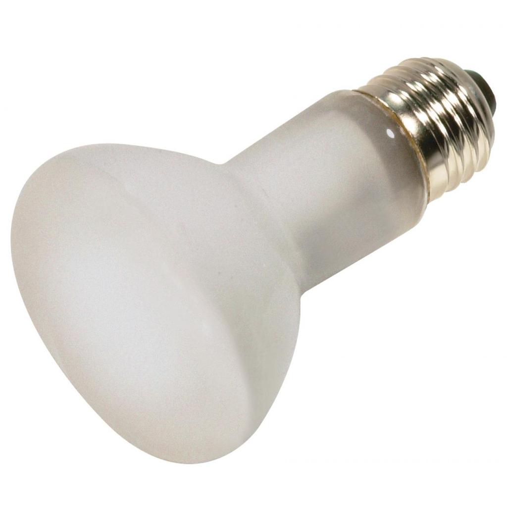 Satco S4886 50 watt 120 Volt 300 Lumen R20 2000 Average Rated Hours Medium Base Frost Shatterproof Incandescent Lamp