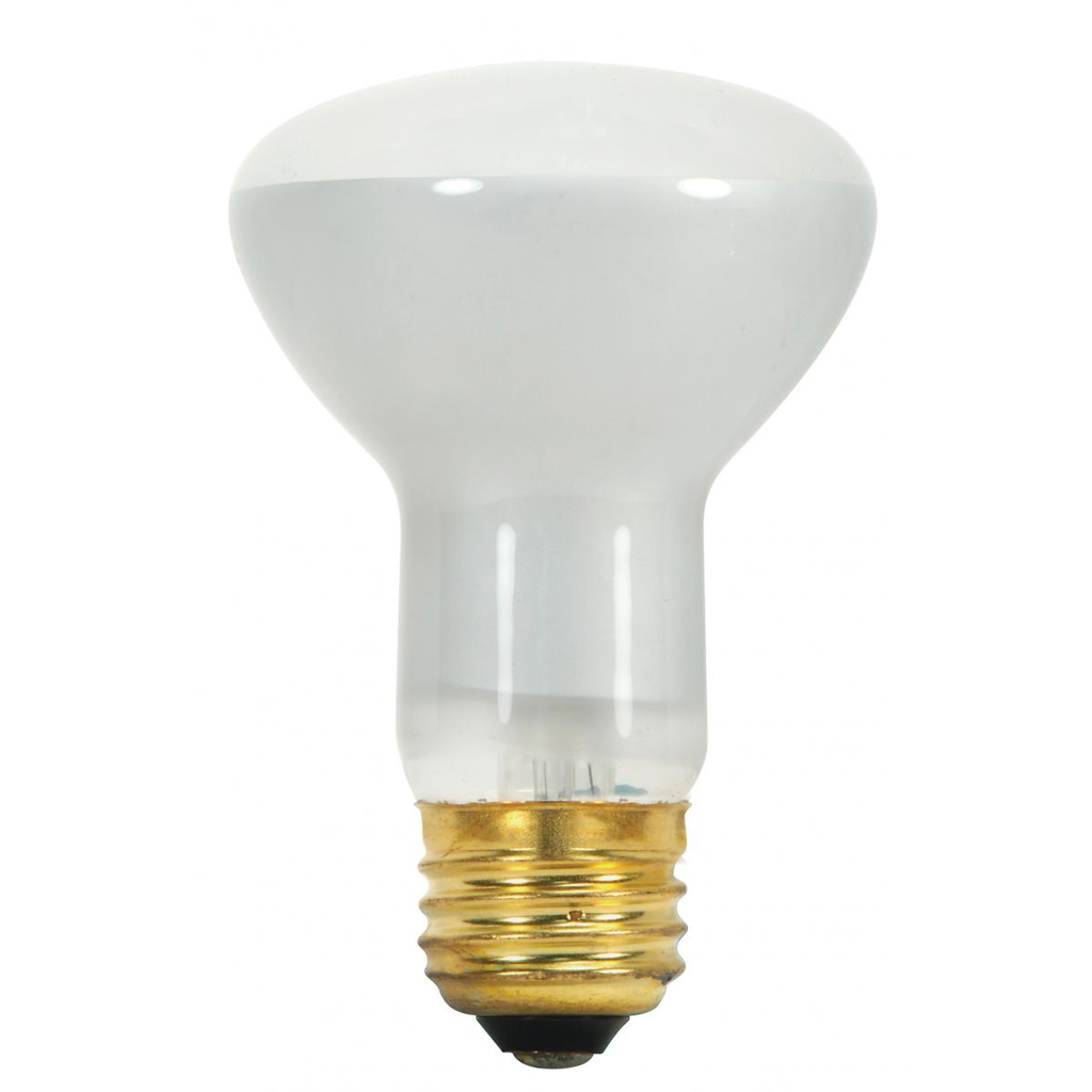 SATCO S3849 45 W 130 Volt 325 Lumen Frosted E26 Medium Base R20 Reflector Incandescent Lamp
