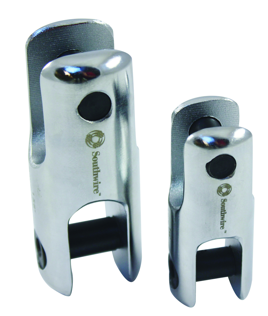 """1 1/4"""" Rope Clevis (max. working load: 6,000 lbs)"""