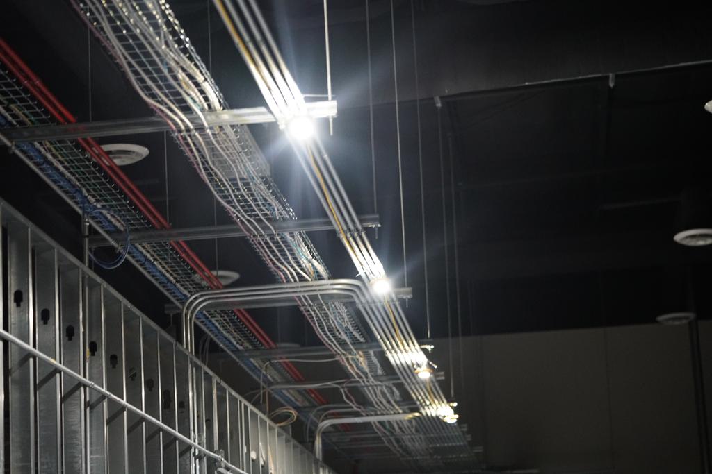 Mayer-14/3 50' SJTW LED String Lights-1