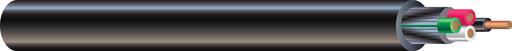 Mayer-FLEXCORD 10/3 SJOOW 90C Bk 1000R-1