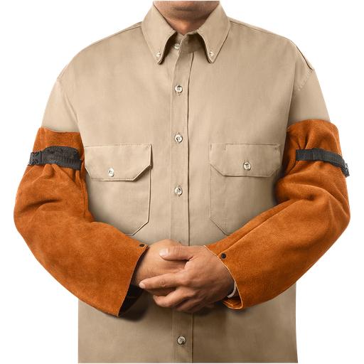 """Premium Leather Sleeves, 18"""""""