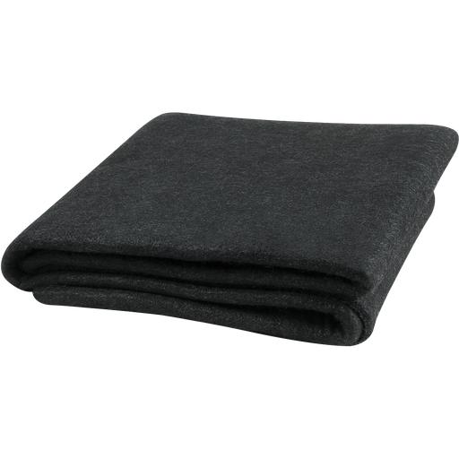 Velvet Shield®, 16 oz Black Carbonized Fiber Welding Blanket, 6' x 6'