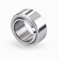 Spherical Plain Bearing, Metric, Maintenance Free, 10mm Bore Dia., 19mm Outside Dia., 6mm Outer Ring Width