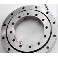 """Slewing Ring Bearing, No Gear, Tapped holes, 12.770"""" Bore Dia. , 20.486"""" Outside Dia. , 2.062"""" Width"""