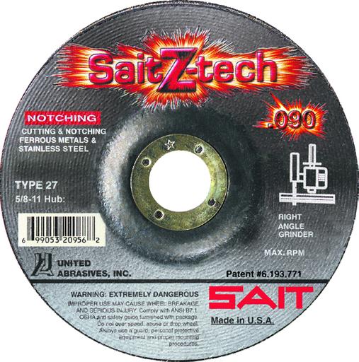 DT 7 X .090 X 7/8 Z-TECH