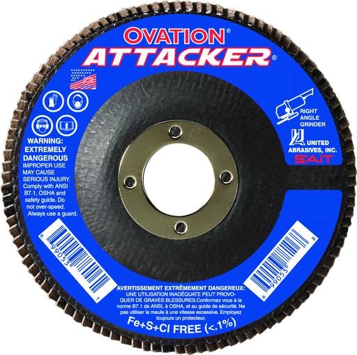OVATION ATTACKER 4.5x7/8 Z120X