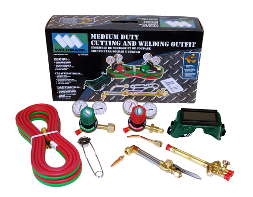 Weldmark by Victor Medium Duty Cutting and Welding Outfit