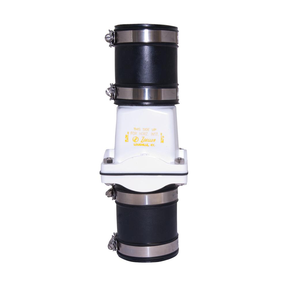 """2 SXS PVC CHK VLV (ZOE 30-0021 2"""" PVC UNICHECK)"""
