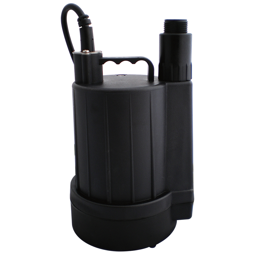 115V 1PH FLR SUCKER UTIL PUMP (ZOE 42-0007 UTILITY SUBMERSIBLE)