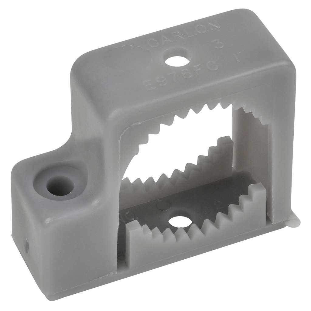 1 1 HOLE CONDUIT SUPPORT SNAP STRA