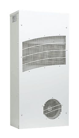 Hoffman TX332816100 15.7 x 8.1 x 33 Inch 1.4 Amp 115 VAC Steel Heat Exchanger