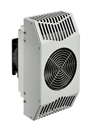 Hoffman TE121024011 321 BTU/HR 100 W 24 VDC Thermoelectric Cooler with Stainless Steel Shroud