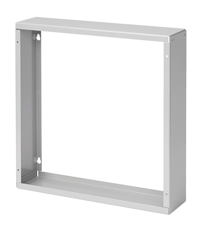 Hoffman A18184SU 18 x 18 x 4 Inch Painted Pull Box Extender