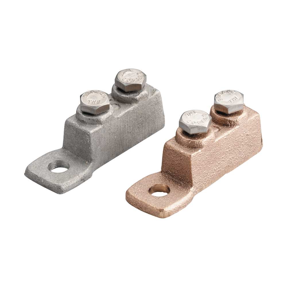 Mayer-Cast Secondary Bonding Lug, Aluminum, Bare-1
