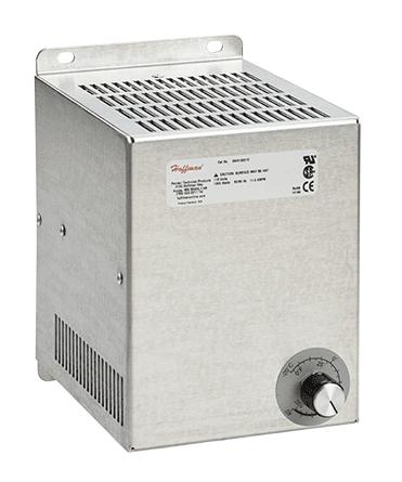 Hoffman DAH13001C 11.5 Amp 115 Volt 1300 W Brushed Aluminum Electric Heater