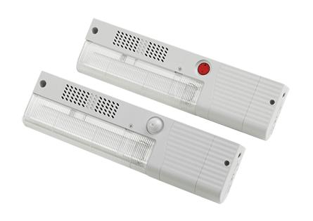 Hoffman LF230VM 1.57 x 13.58 x 3.58 Inch 230 VAC Manual Switch Fluorescent Enclosure Light