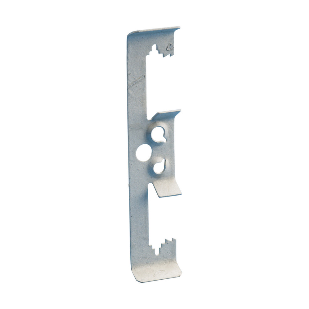 """Mayer-Multi-Function Clip, 1/4"""" Rod, #12–#8 Wire, 1/8""""–3/8"""" Flange, 1/4"""" Hole-1"""