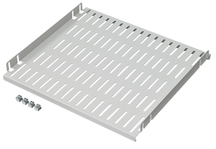 Hoffman A19SH6 600 mm Vented Fixed Shelf