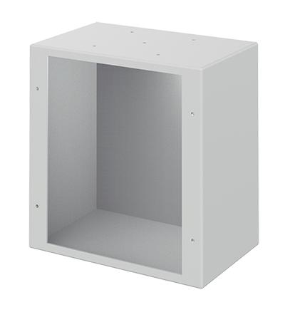 Hoffman LLB161612 166 x 160 x 102 mm Enclosure Solid Back Body