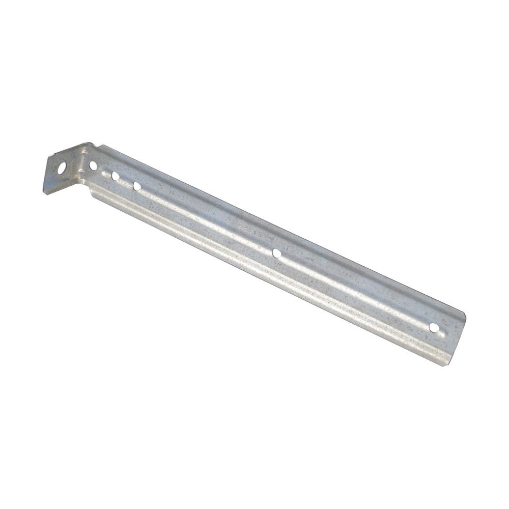 Caddy CATHBA 1/4 Inch Pre-Galvanized Steel Extended Angle Bracket