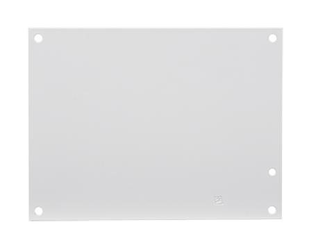 Hoffman A12N12P 10.25 x 10.25 Inch Steel Enclosure Panel