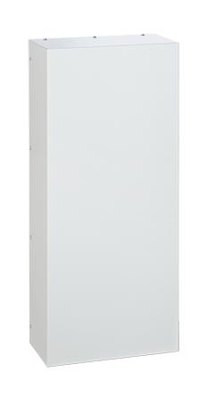 Hoffman WCHE04916002 15.75 x 8.07 x 36.41 Inch 0.8 Amp 115 Volt Steel NEMA 12 Heat Exchanger